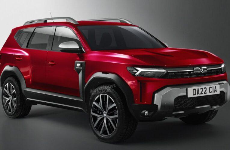 داچیا بیگستر جدید از سال 2022 نام تجاری ارزان را به بازار بزرگ SUV منتقل می کند