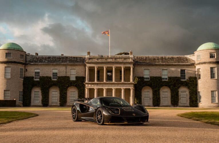 جشنواره Goodwood Speed of Speed 2021: خبر