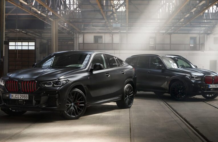 نسخه های ویژه جدید BMW X5 ، X6 و X7 با تیراژ محدود ارائه شده است