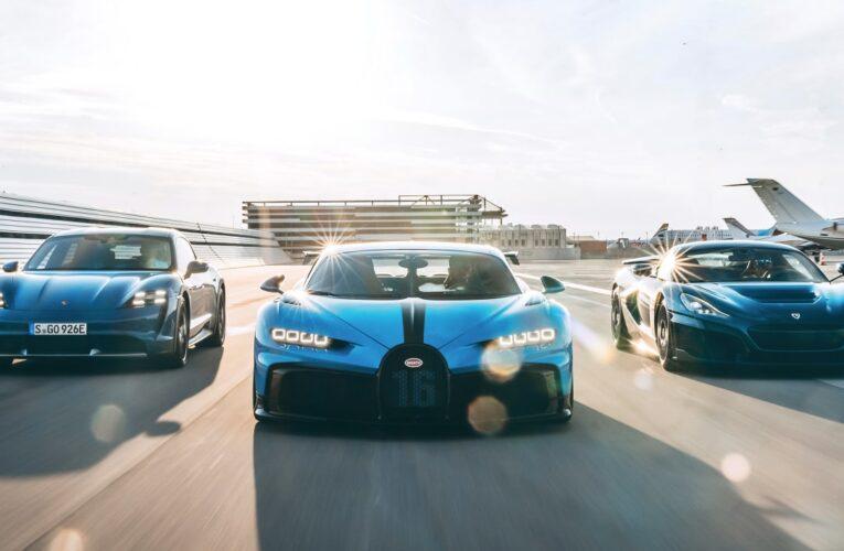 ریماک و بوگاتی برای ایجاد یک شرکت فناوری جدید برای اتومبیل های الکتریکی با هم متحد می شوند