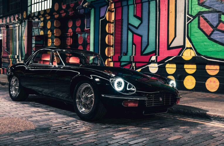 """""""Unleashed"""" به عنوان یک مدل بازسازی 400 اسب بخاری Jaguar E-Type آغاز می شود"""